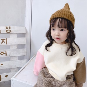 Children's Clothing Top Sweatshirt Kids Casual Korea