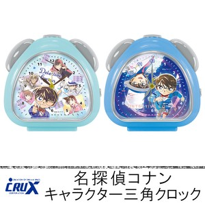 [ Detective Conan (Case Closed) ] Character Triangle Clock