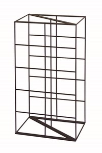 March Storage Rack Black