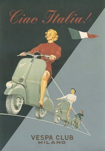 Italy Brand Poster