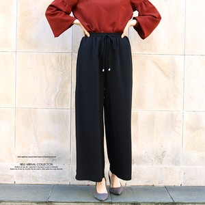 A/W Ring wide pants