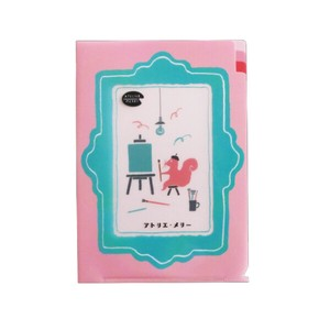 Atelier Merry Pocket File Squirrel