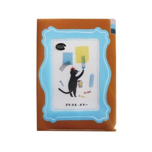 Atelier Merry Pocket File cat