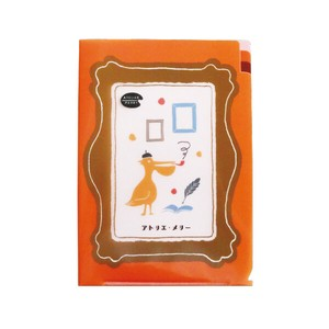 Atelier Merry Pocket File Pelican
