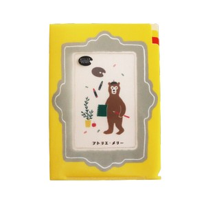 Atelier Merry Pocket File bear