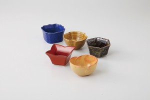 Chinmi Five Colors Mini Dish