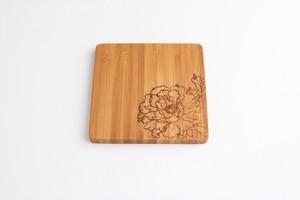 Natural Coaster Rose