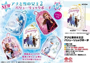 Frozen Value Backpack Pouch