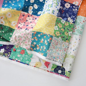 Fabric Cotton Patchwork Design Fabric Unit Cut Sales