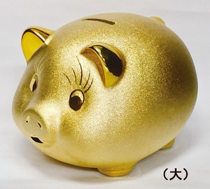 Happiness Ornament Interior pig Piggy Bank