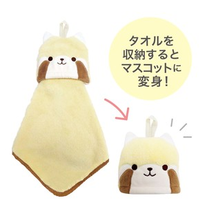 Animal Towel Mascot Red Panda Petit Gift