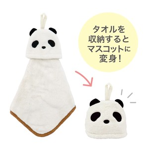 Animal Towel Mascot Panda Bear Petit Gift