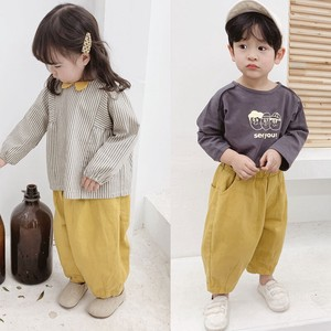 Children's Clothing Pants Leisurely Kids Casual Korea