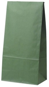 Gift Bag Bags with Square-cornered Emerald