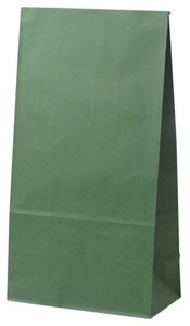 Gift Bag Bags with Square-cornered Emerald 50mm