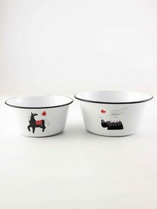 Bowl 2Pcs set Girl