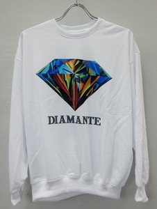Diamond Print Dolman Sweatshirt