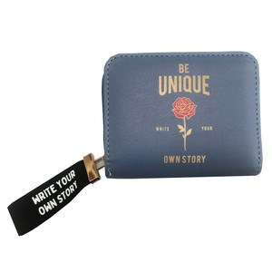 CAP Cover Attached Round Wallet