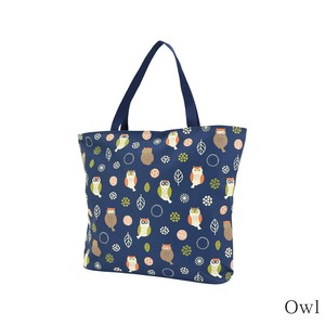Tote Bag Owl Light-Weight Multi Bag Owl