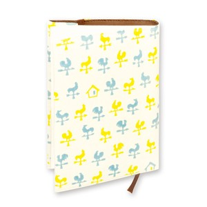 Retro Komon Hand Towel Book Cover Weathercock