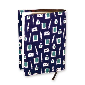 Retro Komon Hand Towel Book Cover