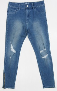 9/10Length Skinny Denim Pants