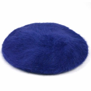 Microwave Oven Beret Ladies A/W Angola Fluffy Fur Beret 5 Colors