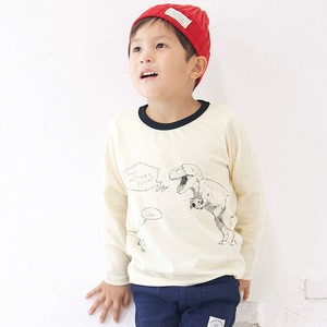A/W Dinosaur Print Long Sleeve T-shirt