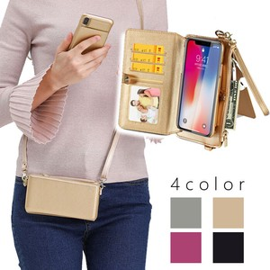 Bag Smartphone Case Pouch Multiple Functions iPhone Card Holder Wallet Wallet