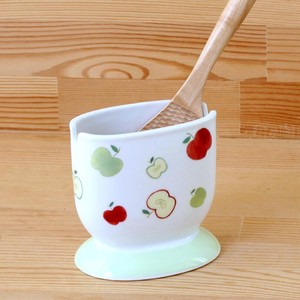 Apple Scoop Stand 1 Pc Rice Scoop Cutlery Japanese Cooking Chopstick Ladle Kitchen Tool