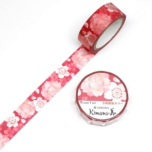 Washi Tape Reiwa Celebrate Color Sakura