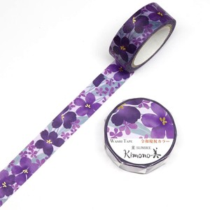 Washi Tape Reiwa Celebrate Color Violet