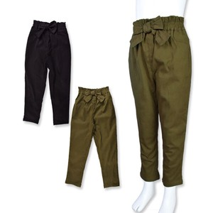 A/W for School Stretch Twill Fleece Pants
