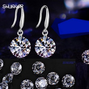 [2019NewItem] Diamond Crystal Fashion Drop Pierced Earring