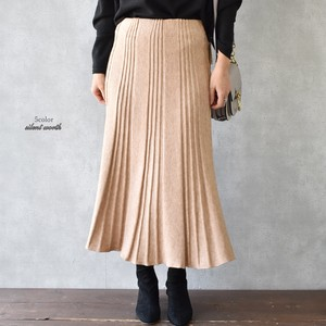 A/W Knitted Maid Skirt
