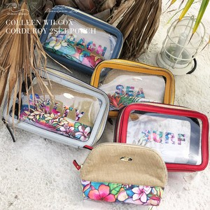 Clear Pouch Set