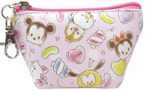 Disney Triangle Mini Pouch Tsum Tsum