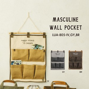 Material Pocket Storage Series Pocket