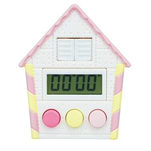 Kitchen Timer Strawberry Star