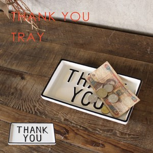 Feeling Thank you Tray