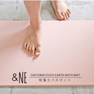"""2020 New Item"" Diatomaceous Earth Bath Mat"