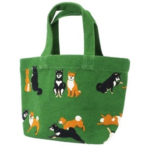 Lunch Tote Canvas Tote Green