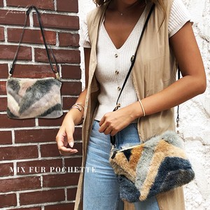 Mix Fur Pouch