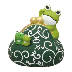Coin Purse Piggy Bank Frog