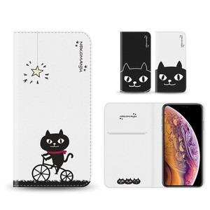 iPhone Case Notebook Type Diary