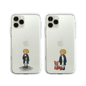 iPhone Case soft Clear Case Folk Tales & Fictions Book