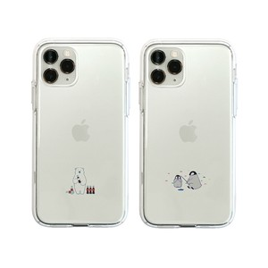 iPhone Case iPhone Case soft Clear Case Animal