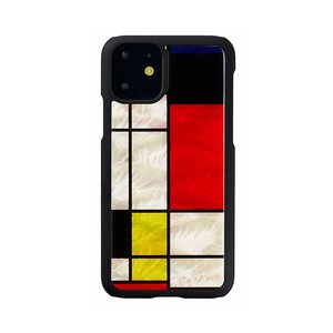 iPhone Case Natural Case Mondrian Inch