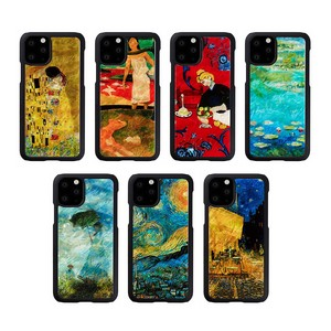 iPhone Case Natural Case Famous Painting Series Klimt Van Gogh