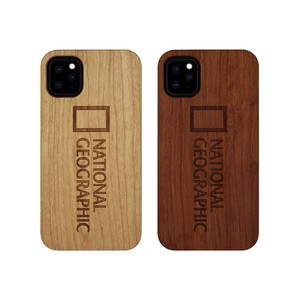 iPhone 11 Pro / 11 Pro Max / 11 ケース National Geographic Nature Wood